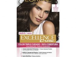 Permanente Kleur Excellence L'Oreal Make Up Donkerbruin