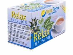 Infusion Naturtierra Relax (20 uds)