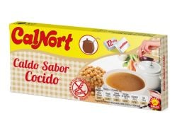Bouillon Calnort Cocido Tablet (12 x 10 g)