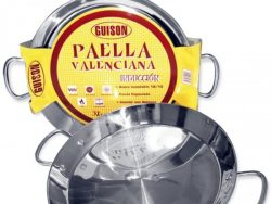 Paella Pan Guison 74046 Roestvrij staal (46 cm)