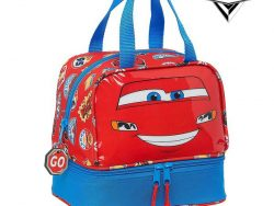 Lunchtrommel Cars Blauw Rood (15 L)