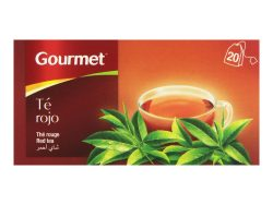 Infusion Gourmet Rode thee (20 uds)