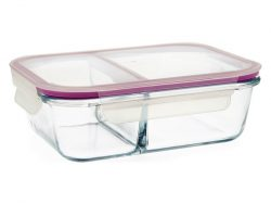 Lunchbox Quid Frost Transparant Kristal