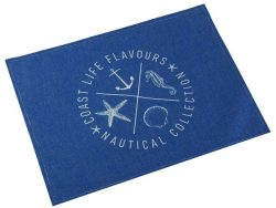 Placemat Nautical Polyester (36 x 0