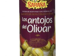 Assortment of Olives and other Pickles Sarasa (350 g)
