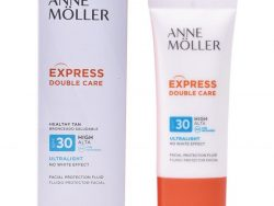 Zonnebrand Lotion Express Double Care Anne Möller Spf 30 (50 ml)