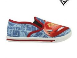 Casual Sneakers Cars 72902 Rood