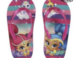 Slippers Shimmer and Shine 73013 Roze