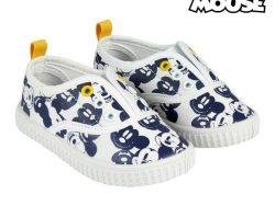 Casual Kindersneakers Mickey Mouse 73549 Wit Blauw