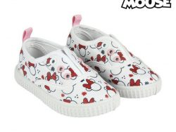 Casual Kindersneakers Minnie Mouse 73554 Wit Wit