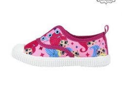 Casual Kindersneakers Shimmer and Shine 73571 Roze Fuchsia