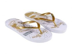 Dames Slippers Harry Potter 74426 Wit Gouden