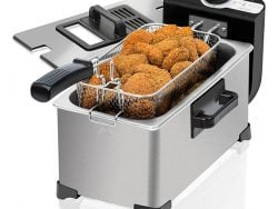 Frituurmachine Cecotec CleanFry 2000W (3L) (Gerececonditioneerd A+)
