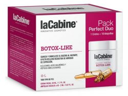 Cosmeticaset voor Dames Perfect Duo Botox Like laCabine (2 pcs)
