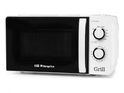 Magnetron met Grill Orbegozo MIG2130 20 L 700W Wit