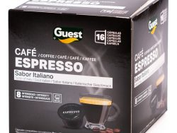 Koffiecapsules Espresso Guest (16 uds)