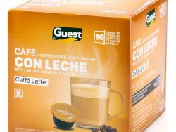 Koffiecapsules Latte Guest (16 uds)