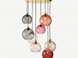 Ilaria extra grote cluster hanglamp