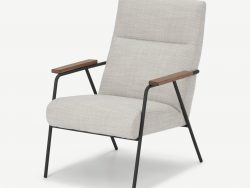 Merle fauteuil
