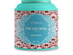 Voedingssupplement The Capsoul Action Detox Day (80 g)