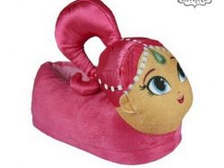 3D-Slippers Voor in Huis 3d Shimmer and Shine 72720