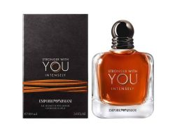 Herenparfum Armani Stronger With You Intensely EDP (100 ml)