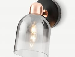 Smyth Ombre Glass Wall Lamp
